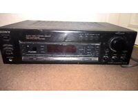Sony Media AMP STR D515 FM Stero / FM - AM Receiver