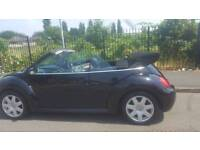 Vw beetle automatic convertible. 2003