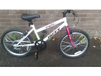 junior childs bike bicycle good has new!