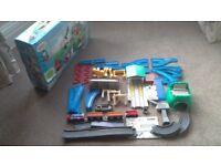 Thomas Trackmaster train set de luxe boxed