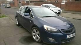 2012 Vauxhall astra 1.6 sri damaged
