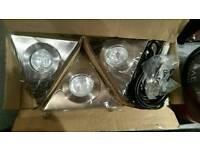 Brand new kitchen counter lights