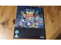 Toy Story 3 Blu-Ray Steelbook Brand new and sealed