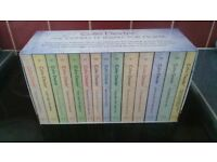 The Complete Inspector Morse set of books