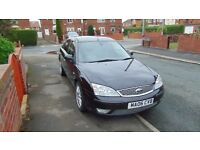 ford mondeo ghia tdci 130 long test spares or repairs