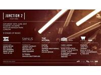 Junction 2 Festival Ticket - Sat 10 June 2017
