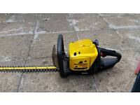 Hedge trimmer MH555 with oil