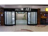 Studios and gallery spaces available in Walsall