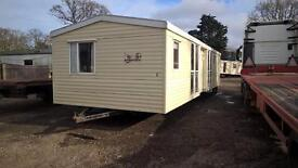 Static Caravan for sale/ Offsite / Mobile Home 37x12 2 bedrooms