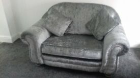 LUNA 3 seater settee & love chair