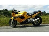 Suzuki gsx600f 13800 original miles poss swap road legal