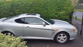 HYUNDAI COUPE 1.6 FX 2004 ( BMW AUDI VW )