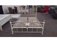 Julian Bowen Sophie Crystal King Size Bed Frame **CAN DELIVER**