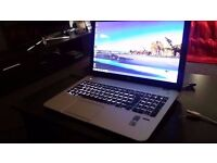 for sale hp envy 15 laptopi7-4702MQ 1TB HDD NVIDIA GeForce GT 750M