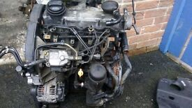 Volkswagon 1.9tdi 100bhp non pd engine