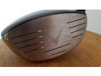 Callaway FT5 Right Handed Driver 8.5 degree (Rare loft!) Neutral bias with Stiff Shaft.