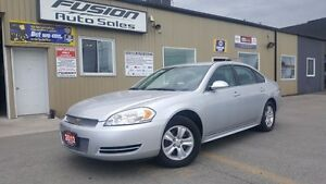 2012 Chevrolet Impala LS-LOW KM-LOADED-PWR SEAT-SOLD&SERVICED HE