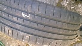 """Nissan Elgrand Set of 19"""" Alloy Wheels with tyres"""