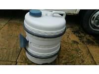 Caravan aquaroll water hog/ fresh water container