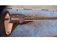 Various engineering tools for sale mitutoyo ,calipers, micrometers ect