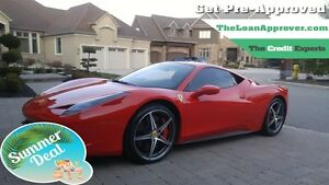 2012 Ferrari 458 ITALIA RARE CAR * LEASE OR FINANCE NOW