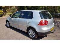 Volkswagen, GOLF MATCH, Hatchback, 2007, Manual, 1598 (cc), 5 doors
