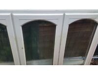 Pvc window good condition free 1750mmx 1040 must collecy