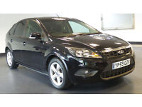 2009 59 FORD FOCUS,1.6 ZETEC TDCI 5d 109 BHP *PART EX WELCOME**FINANCE AVAILABLE*