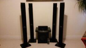 Panasonic SC-PT860 Home Theatre Sound System