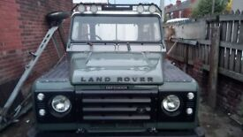 Land Rover Defender 90 200tdi 1990 project 99%Done