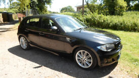 2011/11 BMW 118D M-SPORT 5 Door Hatch 6 Speed 2.0 Turbo Diesel High SPEC