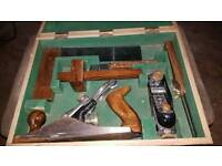 VINTAGE BOXED FAITHFULL CARPENTER TOOLS
