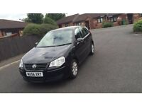 2006 VOLKSWAGEN POLO 1.4 SE MOT TILL APRIL 2019 NO ADVISORIES , NOT GOLF , ASTRA , CORSA OR VAUXHALL