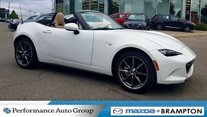 2016 Mazda MX-5 GT/AUTO/ONE OWNER/1489 KM ONLY