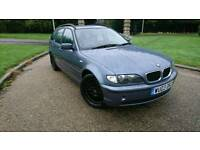 VERY NICE BMW 318 2.0 TOURING STATE 18 INCH ALLOYS LONG MOT MAY 2018