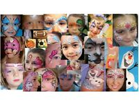 CHANGING FACES - FACE PAINTING COMPANY ADULTS & CHILDREN - Edinburgh and Surrounding areas