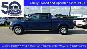 2013 Ford F-150 Lariat 4X4 | Tow up to 11000lbs! | One Owner