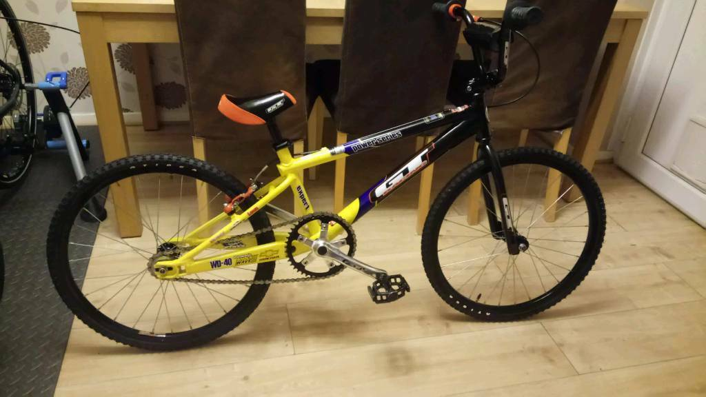 Gt racing power series expert bmx race bike