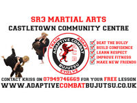 SR3 Martial Arts