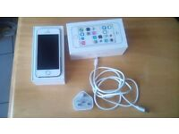 Boxed Apple iPhone 5s - 16GB - Gold (Unlocked) Smartphone