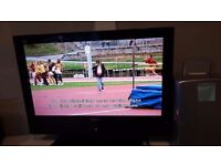 Haanspree 36 inch lcd hd ready tv perfect working order with remote control