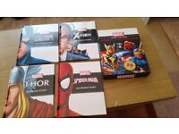 Marvel Hero Spiderman Story Collection (4 books in total)