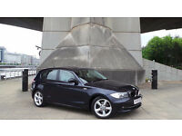 2009 59 BMW 118D SPORT BLUE 5DR(2 YEARS AA WARRANTY)***FINANCE AVAILABLE***