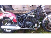 Kimko 125 2000 spairs or repairs £50 no keys and no tank