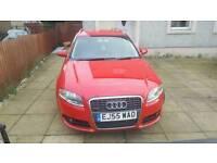 Audi a4 avant (easy fix) swap or sale