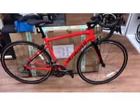 BLACK FRIDAY SALE! 90% NEW SPECIALIZED ALLEZ 2018 (frame size 52, with pedals)