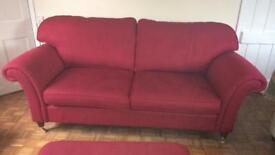 Laura Ashley large sofa