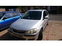 corsa is1.2 petrol very well runing £950