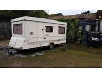 caramatic esterel pop up caravan