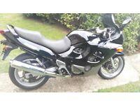 Suzuki GSX600F GSXF